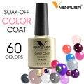 #61508 2016 new product soak off uv gel painting 60 color Venalisa gel  polish *62 pcs