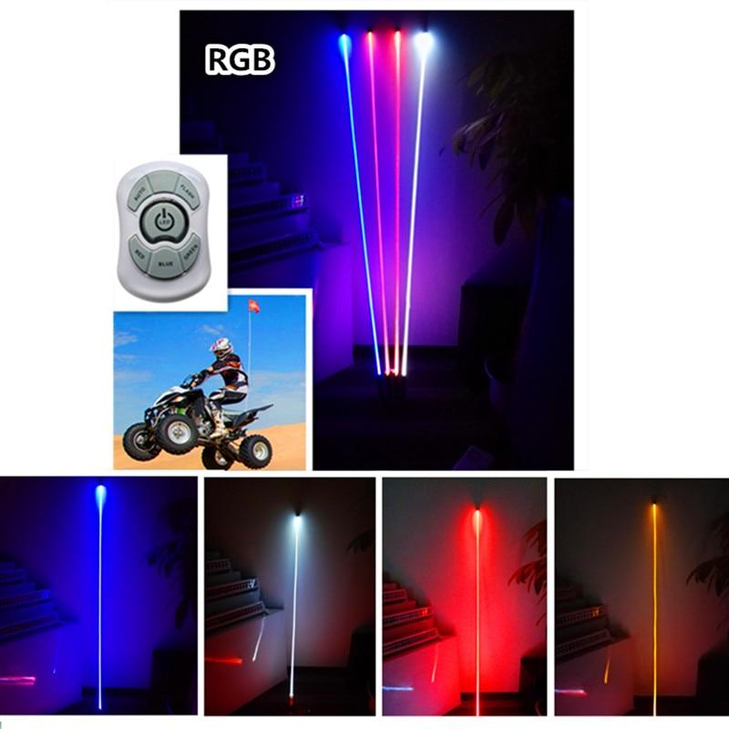 6PCS RGB High Quality led America flag Light led light for car jeeep suv atv off road remote Led RGB Flag Light Warning light ac 85v 265v to 20 38v 600ma power supply driver adapter for led light lamp
