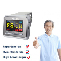 Physical Laser Therapy Device for Diabetes Hypertension Promote Blood Circulation