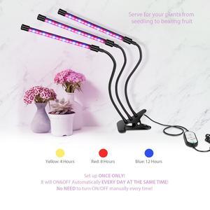 Image 4 - Led Grow Light Usb Phytolight Led Volledige Spectrum Phyto Lamp Phytolamps Voor Indoor Groente Bloem Plant Tent Box Zaailingen Zaden