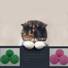 Westrice 4cm Soft Latex Ball Toys Pet Toys Colorful Mini Playing Mouse Toys Gift for Cats Dogs Kitten So Nice 24