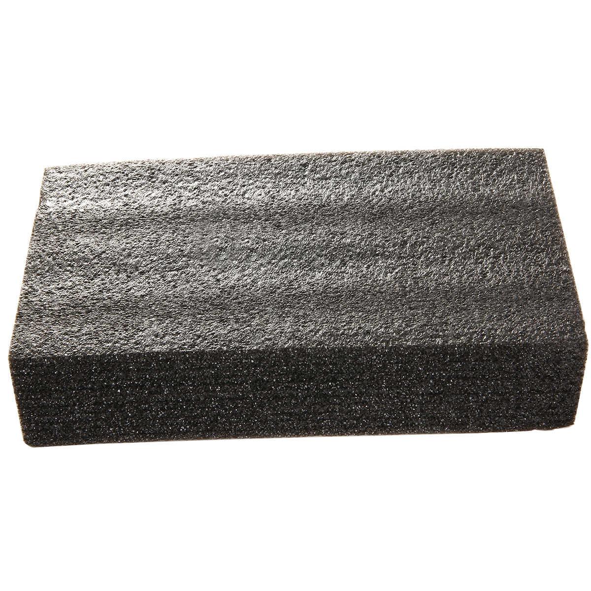 1pc Needle Pin Felting Dense Foam Pad Cushion Mat Holder Insertion Craft Felting Tool 25*15*5cm Wool Felt Sewing Accessories
