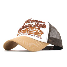 Mesh Baseball Cap Unisex sun Caps Hip Hop Caps Dad Casquette Letter embroidery Quality Snapback Cap Men Women Cap Gorras Bone все цены