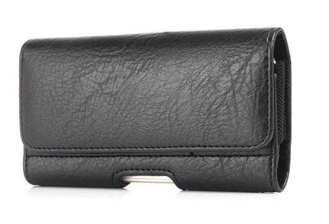 Vertical Horizontal Man Belt Clip Mobile Phone Cases Pouch Outdoor Bags For Xiaomi Redmi Pro,Mi 5 Plus,Meizu m3e,Meizu Pro 6