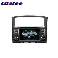 For Mitsubishi Pajero V97 2006~2017 LiisLee Car Multimedia TV DVD GPS Audio Hi Fi Radio Stereo Original Style Navigation NAV