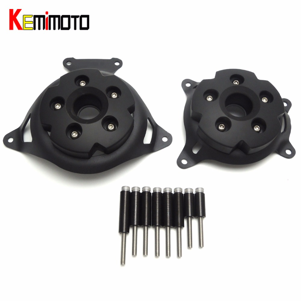 KEMiMOTO For kawasaki Z800 2013 2014 2015 2016 CNC Engine Stator Cover Engine Protective Cover Guard Motorcycle Accessories new products motorcycle engine protective protect cover stator engine covers for kawasaki zx10r 2011 2012 2013 2014 2015 2016