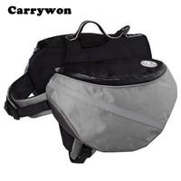 Carrywon Portable Carrier Dog Backpack Large Dogs Saddle Bags Pets Travel Outdoor Bag Sport Back Pack