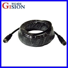 Aviation Cable,3M/5M/8M/10M/20M 4 PIN Aviation Connector Video and Audio Cable,Professional Extend Cable for CCTV Camera/DVR