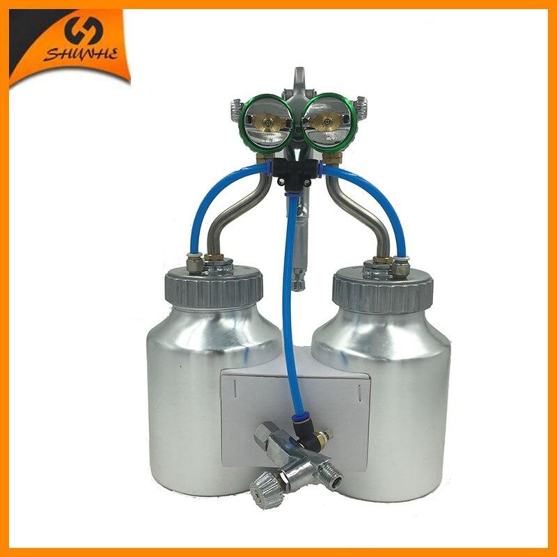 SAT1200 spray foam machine automatic paint spray gun professional air gun hvlp