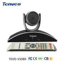 Tenveo 2.1 мега пикселей фиксированным фокусом 1080 P 720 P Full HD USB Plug and play конференции камеры Поддержка Skype, MSN, Lync