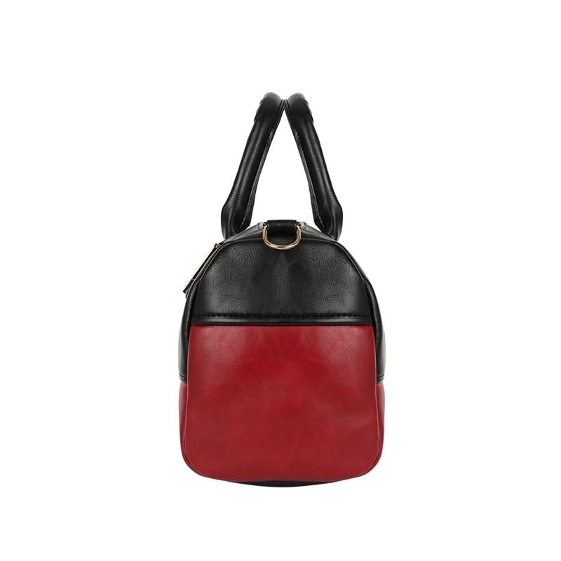 novo ocasional pequeno patchwork travesseiro Tipo de Bolsa : Sacolas de Viagem
