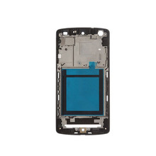 Original for LG Google Nexus 5 D820 Screen LCD Supporting Middle Frame Front Bezel Housing Replacement + 3M Glue Adhesive