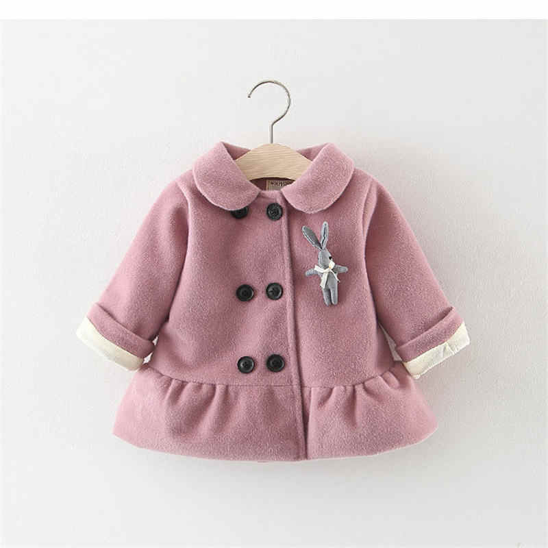 ae77f4150fc3 Detail Feedback Questions about BibiCola baby girls warm coats ...