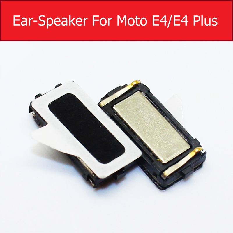 Ear Speaker For Motorola Moto E4 XT1767 XT1768 Earpieces Speaker For Moto E4 Plus E4+ Earphone Replacement Parts