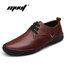 Горячая продажа! лучшее качество 100% кожа мужчины повседневная обувь мягкие кожаные квартиры обувь плюс размер удобная мода мокасины обувь