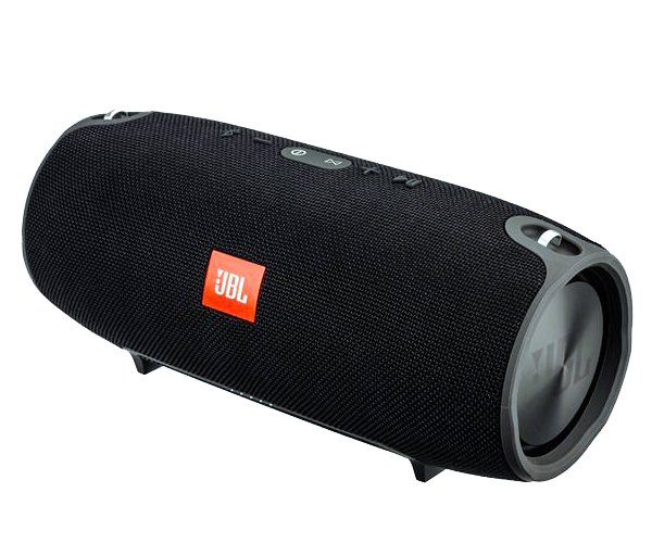 JBL Xtreme Portable Bluetooth Speaker - Black - Warranty jbl synchros e30 black