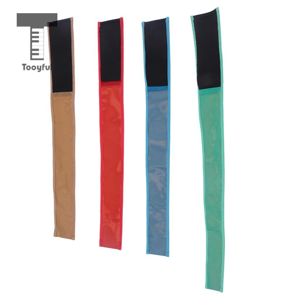 Tooyful 4Pcs/Set Guitar Fret String Anti-Rust Belt 62/63/65/82cm for Instrument Bass карабинов вепрь 7 62 х 63 отзывы купить