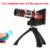 2017 El Más Nuevo Teléfono con Cámara Kit de Lentes Telescopio 18X Teleobjetivo Zoom de 150X lente macro trípode para iphone 6 s 7 plus 4 5 s