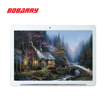 Bobarry el 10 pulgadas tablet pc octa core 4 gb rom wifi otg 3g 4g lte mini android 5.1 portátil tablet tablets gps pad tablet 4g 10″