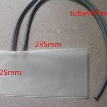 Кровяное давление манжеты(пузырь) Материал: высококачественный ТПУ. Две Трубки, спецификация: 235 мм* 125 мм(слева или справа