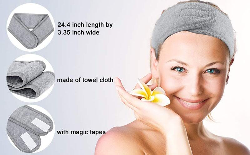 Toucas de banho