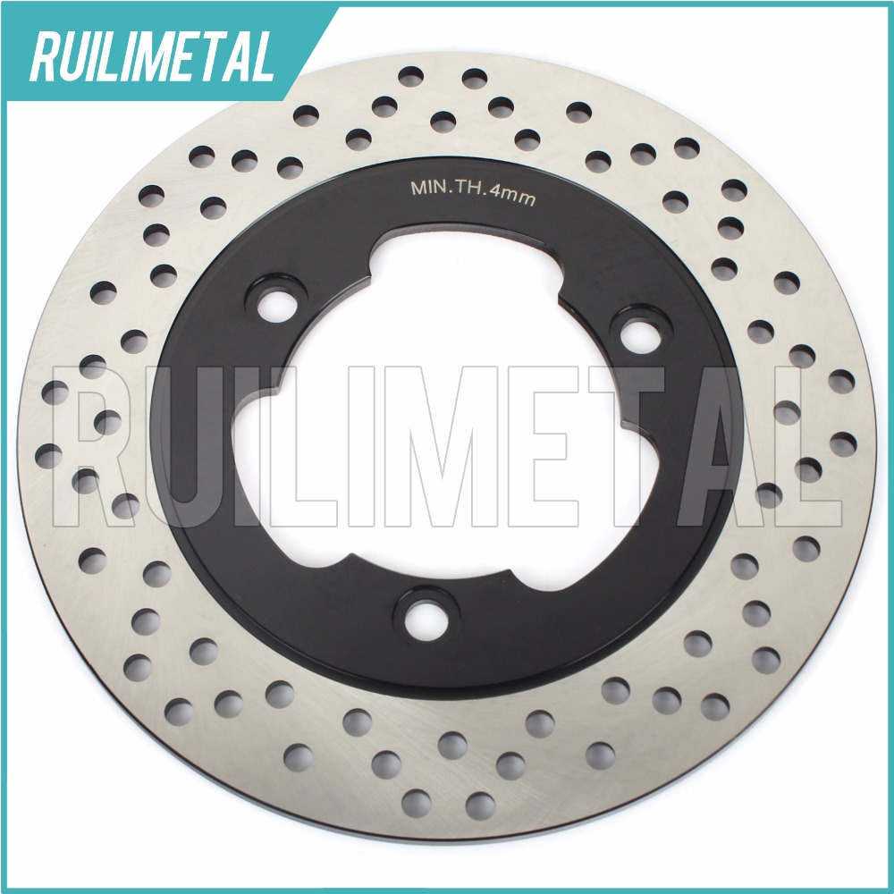 Rear Brake Disc Rotor for CBR 250 R 1988 1989 88 89 VT 250 L Spada Castel 400 F F2 R Hurricane 1986 1987 86 87 mf2300 f2