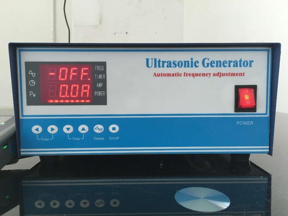 Ultrasonic Generator model Eco Line – Rinco Ultrasonics ...  |Ultrasonic Generator