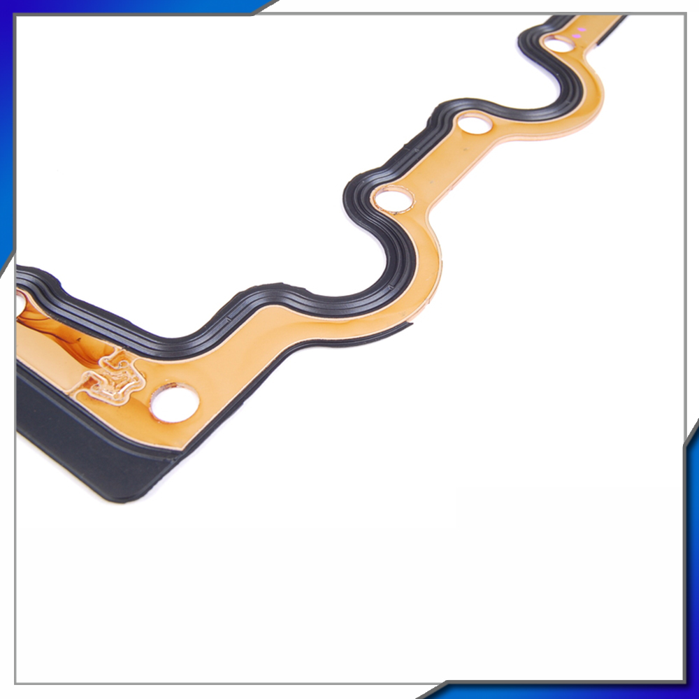 US $14 8  car accessories Seal automatic transmission oil pan gasket For  BMW E60 E61 E63 E81 E90 E91 E92 316i 318i 320i 323i 11137548031-in Oil Pan