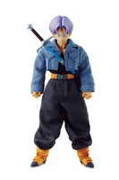 DOD DOD Dimension of Dragon Ball Z Trunks Real Clothes PVC Action Figure Collectible Model Toy 21cm