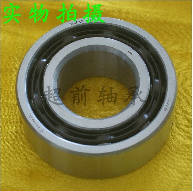 1 PC 5203 OPEN Double Row Angular Contact Ball Bearings 3203 OPEN 17mmX40mmX17.5mm  stc диана 5203