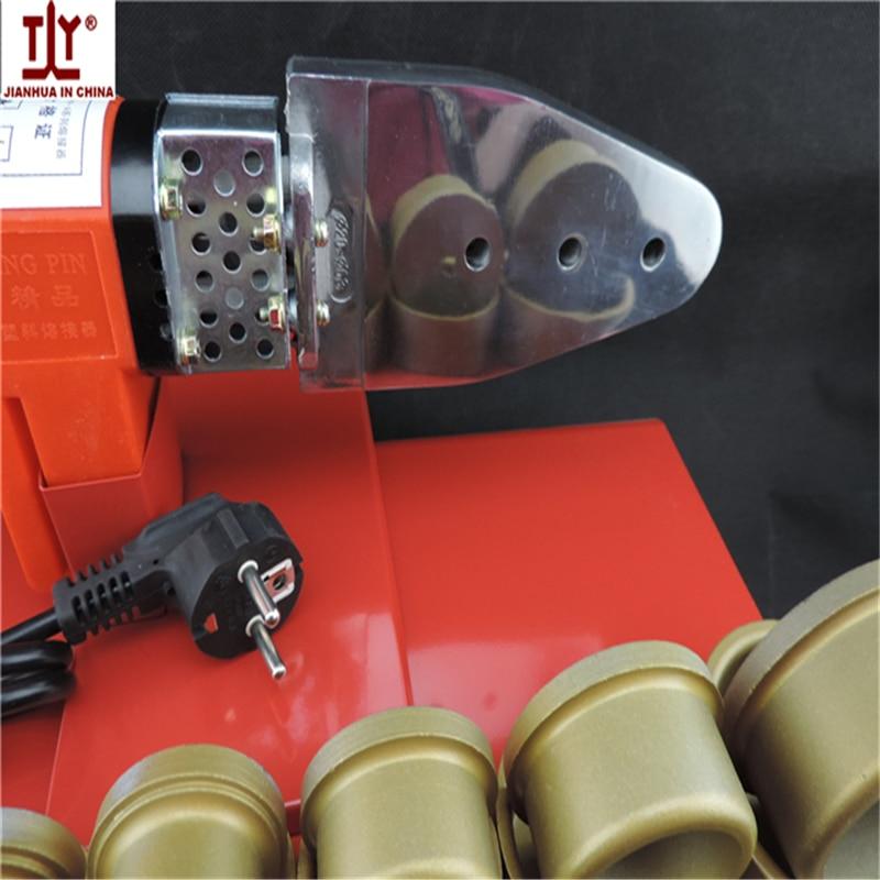 Alta qualità addensare 20-63mm 800W 220V PPR Hotmelt, saldatrici per - Attrezzatura per saldare - Fotografia 4