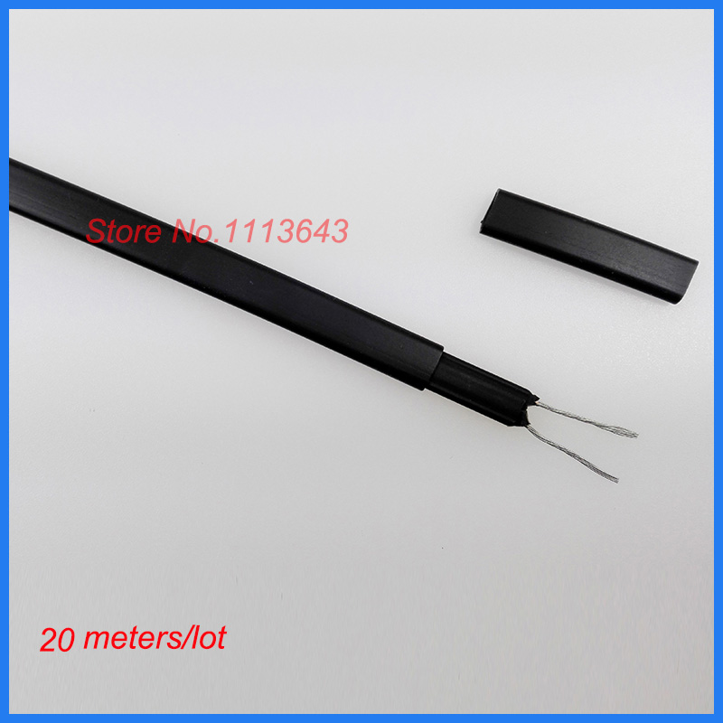 online buy whole electric heater wiring from electric anti ze frost protection heating cable for water pipe self regulating electric heater wire