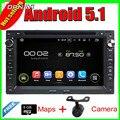 7 ''Quad Core Android 5.1 Do GPS Do Carro Para PASSAT B5/Golf 4/Polo/Bora/Jetta/Sharan/T5 1999-2005