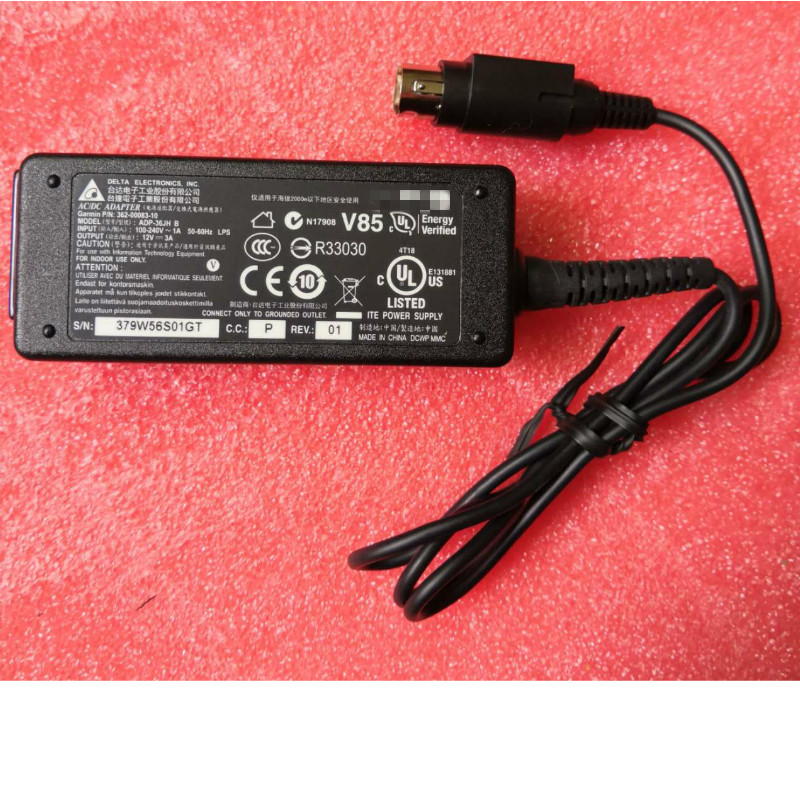 Power Supply for Garmin AERA 695 696 GPSmap Power Cable Replacement DIY Made