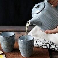 Japanse Theepot Porselein Huishouden Pot Met Een Grote Capaciteit Pot Qingx