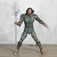 Justice League DAH 007 Aquaman PVC Action Figure Super Hero Toy Collection Model Figurine