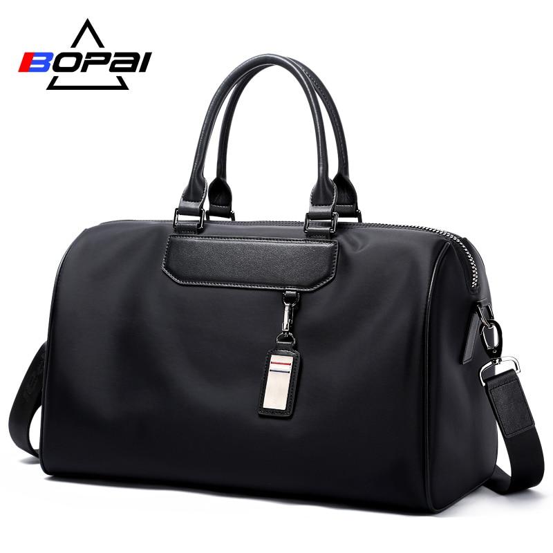 Lyx resa väskor kvinnor över natten rese väska män turistväska stor storlek kvinnors resväska handväskor stiliga manliga duffel väskor