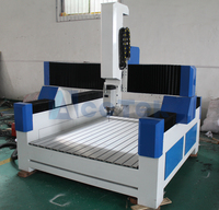 Professional high precision cnc router 4 axis AKM1212 with high Z axis