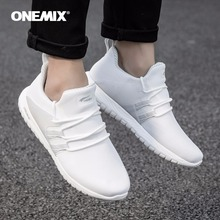 ONEMIX Men Sport Sneakers Breathable Running Shoes