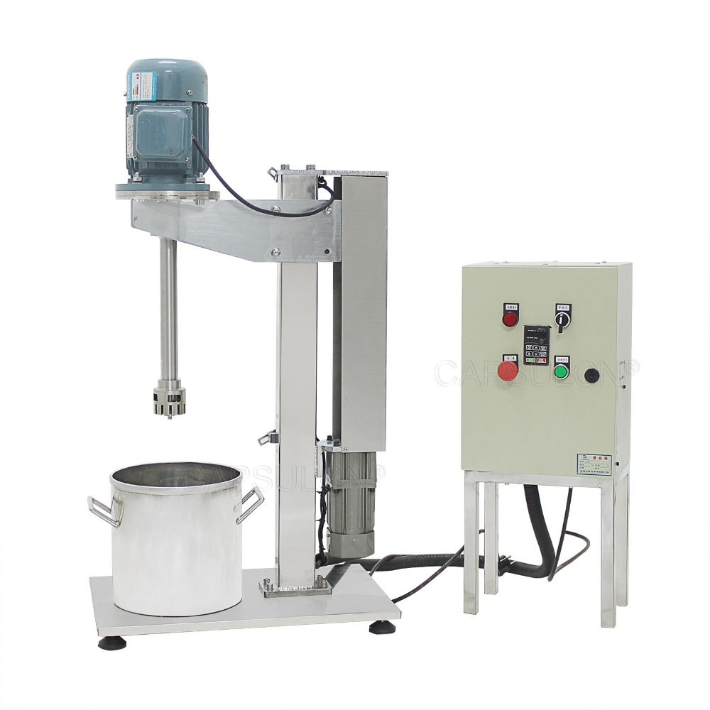 Digital Shear Emulsification Lab Mixer LR-10/Mixer Disperser Emulsifying Machine 10kg Capacity(220V or 110V) digital shear emulsification lab mixer lr 10 mixer disperser emulsifying machine 10kg capacity 220v or 110v