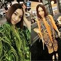 Moda femenina de Corea antiguas líneas Persas hit color de seda chal Bufanda de algodón toalla de playa del cabo de Bohemia, Al Por Mayor! el envío gratuito!