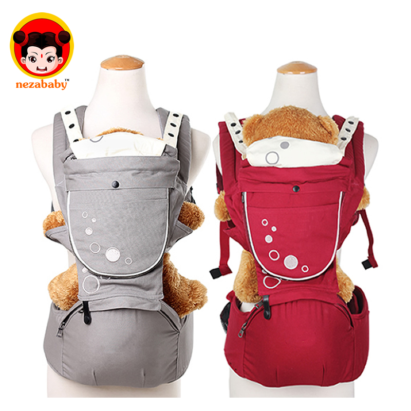 Hot multifunction baby carrier backpack baby sling baby hipseat carrier baby kangaroo carrier walkers hip seat carrier BD59  недорого