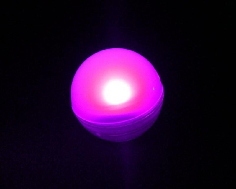 Ballonnen Met Licht : Stücke led ballon licht wasserdicht schwimmende led fee ball