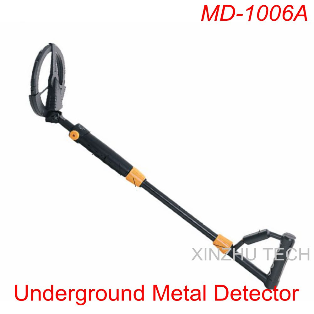 все цены на MD-1006 Underground Metal Detector Gold Digger Children Toy Metal Dector MD-1006A Treasure Hunter онлайн