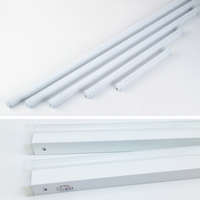 2pcs 900mm 10W 220V T5 Led Tube Lights Fluorescent Tube T5 Led Wall Lamps High Quality