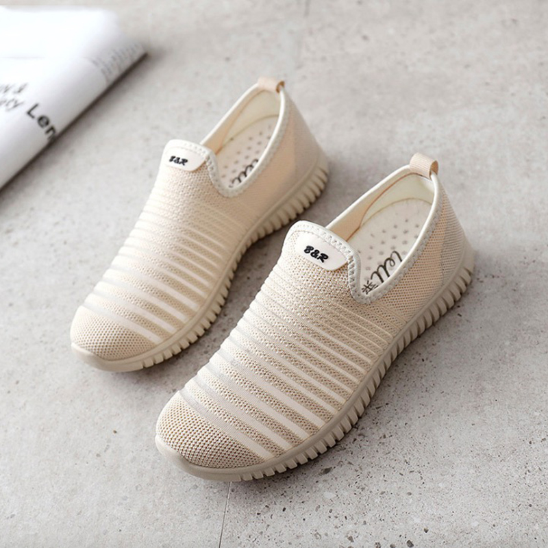 Women Sneakers 2018 Summer Women Casual Shoes Fashion Breathable Mesh White Casual Women Shoes Slip-On light Soft Flats Shoes zhilipinyang py8088 10000mah dual usb power source bank for iphone phone mp3 mp4 psp golden