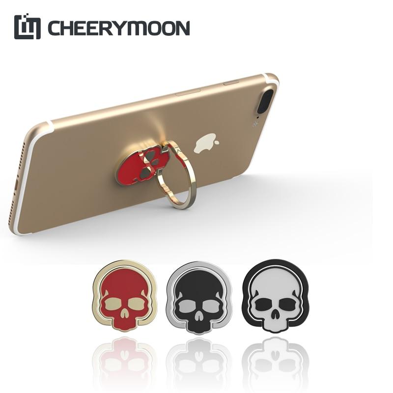 CHEERYMOON Original Skeleton Ringhalter Universal Handy Ringständer - Handy-Zubehör und Ersatzteile