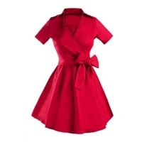 MYPF Kobiety Sukienka Moda W Stylu Vintage Tunika Casual Letnie Połowy Łydki Długie Huśtawka Sukienki Dla Pani Elegancka Odzież