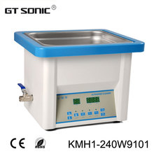 Home Appliances - Household Appliances - 10L Dental Clinic Ultrasonic Cleaner With Timer And Heater With Free Basket KMH1-240W9101
