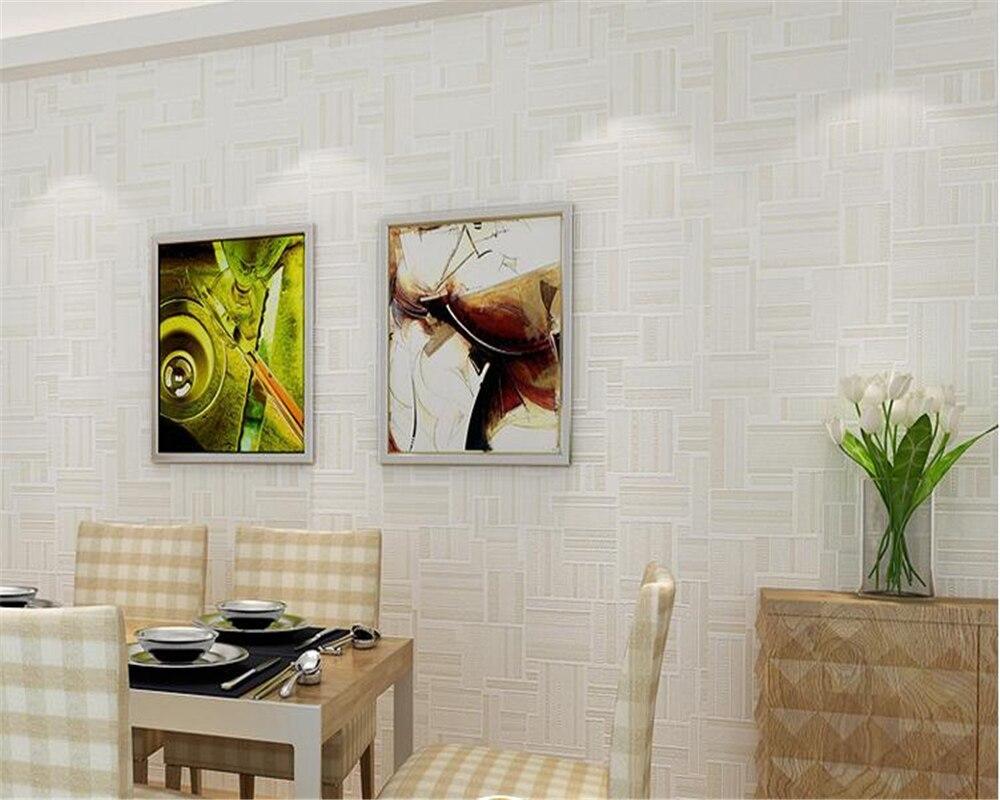 Künstlerisch Dekoration Wand Referenz Von Beibehang Warme Beige Hotel Hotel Papier Geometrische